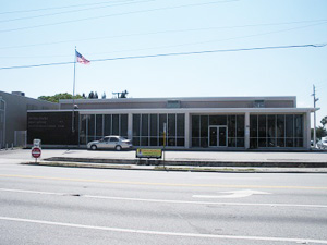 1963 Post Office Building