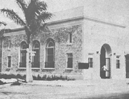 Bank of Boynton c.1961