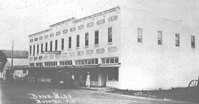 Bank of Boynton c.1915