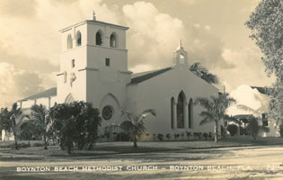 Boynton Beach Methodist Church