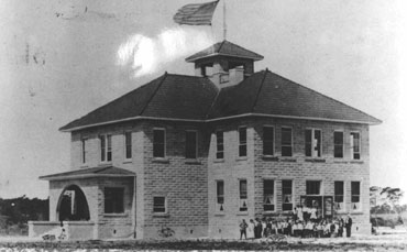 Boynton School early photo