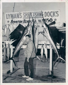 Lyman's Fishing Docks