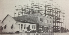 Post Office after 1928 Hurricane